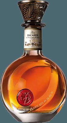 Medium bacardi de maestros de ron  vintage  mmxii rum
