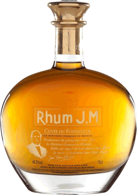 Medium rhum jm cuvee du fondateur rum 400px