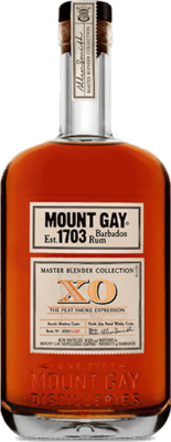Medium mount gay xo the peat smoke expression