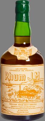 Rhum jm very old 1994 rum