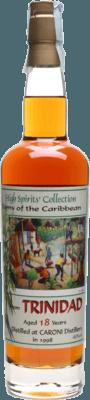 Medium caroni trinidad high spirits 18 year 1998 2016