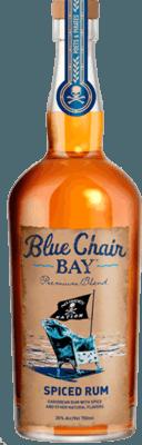 Medium blue chair bay spiced