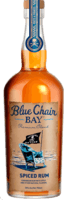 Small blue chair bay spiced