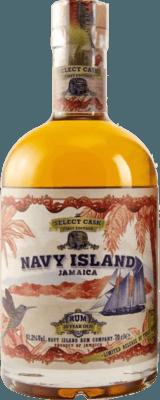 Medium navy island select cask 10 year