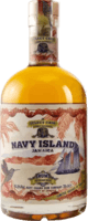 Small navy island select cask 10 year