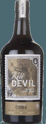 Medium kill devil hunter laing cuban sancti spiritus 1999 18 year