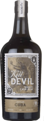 Medium kill devil hunter laing cuban sancti spiritus 1999 18 year