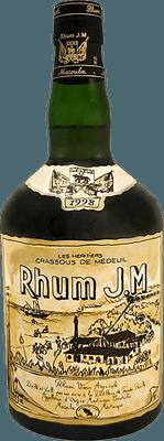 Medium rhum jm vintage 1998 rum