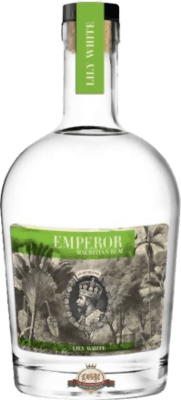 Emperor Lily White rum