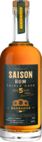 Small saison triple cask 5 year