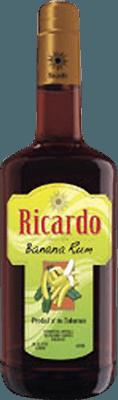 Medium ricardo banana rum