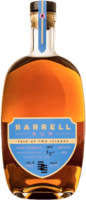Small barrell rum tale of two islands