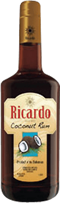 Medium ricardo coconut rum