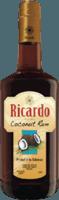 Small ricardo coconut rum