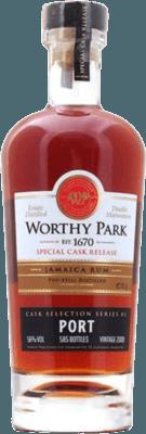 Medium worthy park special cask release port 2008 10 year