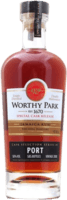 Small worthy park special cask release port 2008 10 year