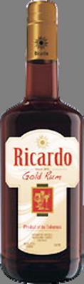 Ricardo gold rum