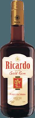 Medium ricardo gold rum