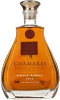 Chamarel 2010 Single Barrel rum