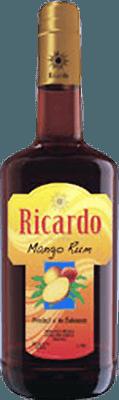 Medium ricardo mango rum