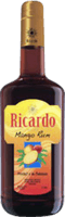 Small ricardo mango rum