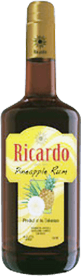 Medium ricardo pineapple rum