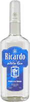 Small ricardo white rum