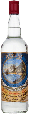 Medium rivers royale grenadian white rum