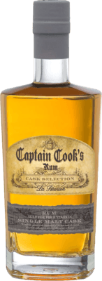 Medium captain cook s cask selection