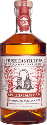 Medium husk distillers spiced bam bam