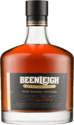 Beenleigh Port Barrel Infused 7-Year rum