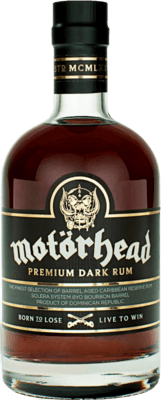 Medium motorhead premium dark