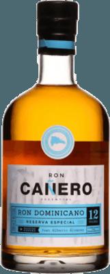 Medium canero ron dominicano 12 year