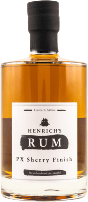 Medium henrich s px sherry finish
