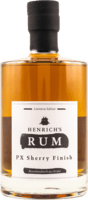 Henrich's PX Sherry Finish rum