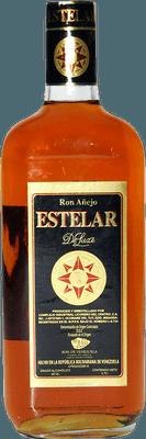 Medium ron anejo estelar rum