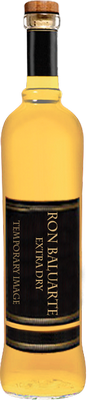 Ron baluarte extra dry rum