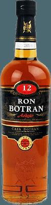 Medium ron botran  anejo 12 rum