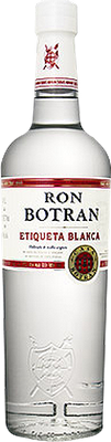 Ron botran etiqueta blanca rum