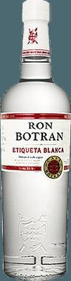 Medium ron botran etiqueta blanca rum