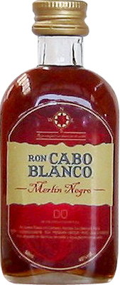Ron cabo blanco merlin negro rum