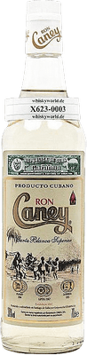 Medium ron caney carta blanca rum