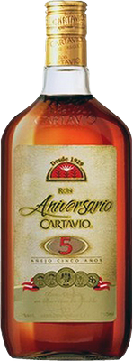 Ron cartavio 5 year rum