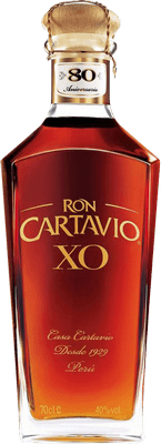 Medium ron cartavio xo rum
