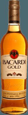 Medium bacardi gold rum