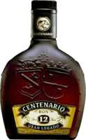 Small ron centenario 12 year rum