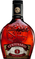 Small ron centenario 5 year rum