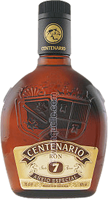 Medium ron centenario 7 year rum