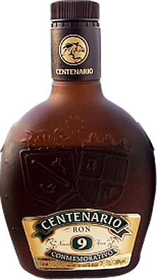 Medium ron centenario 9 year rum