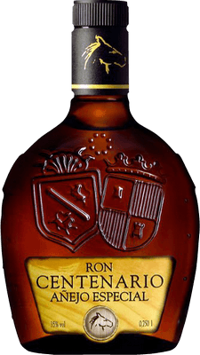 Medium ron centenario anejo especial rum